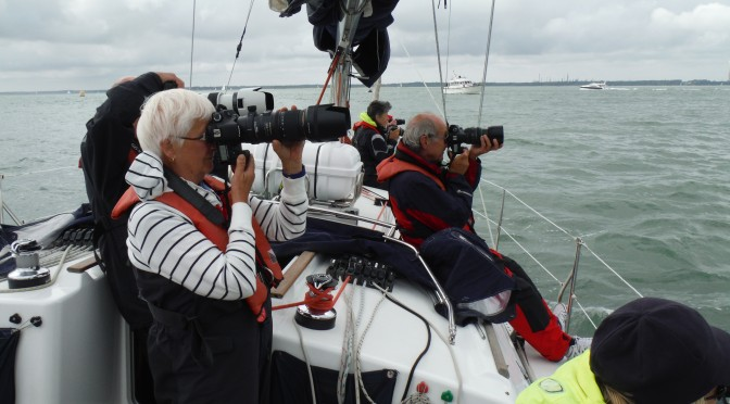Cowes Week Spectator Day Photos