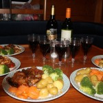 Food on Yachtforce Skippered & Crewed Yacht Charter