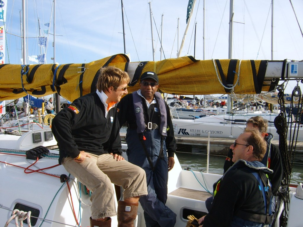 Corporate Yacht Team Building from Yachtforce