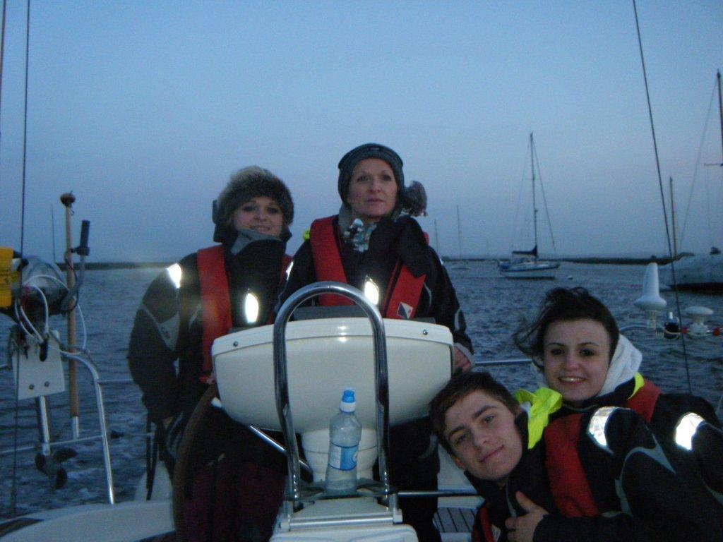 2012 Lads Fishing & Yacht New Year 2013 187