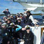 Hen Party Sailing Weekend in Solent