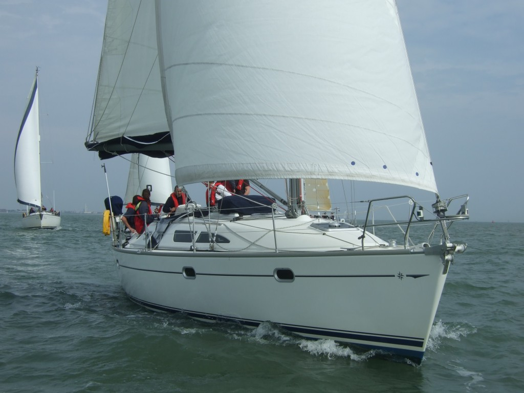 Solent Yacht Charter with Yachtforce