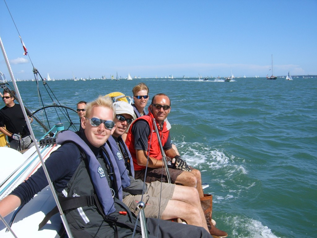 Cowes Week Regatta 2019 Yacht Charter Amp Spaces