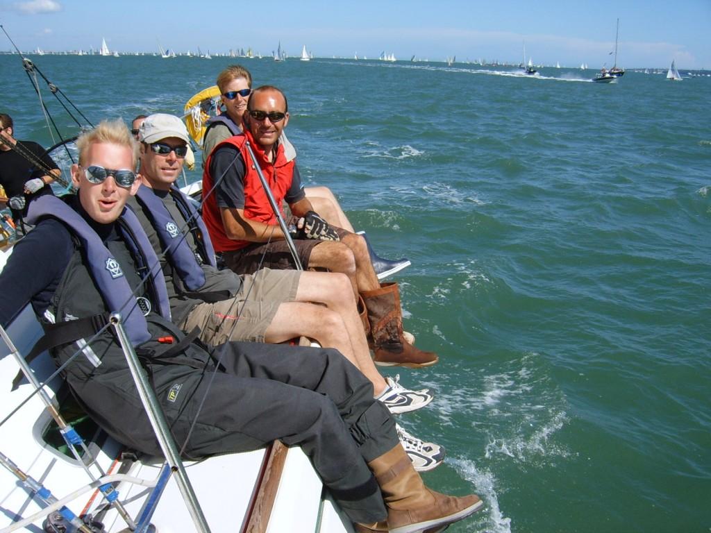 Cowes Week Regatta Yacht Charter