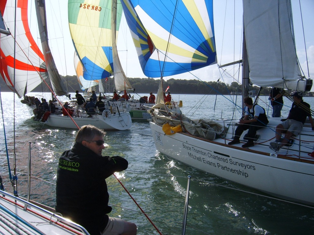 Little Britain Challenge Cup - Yacht Regatta