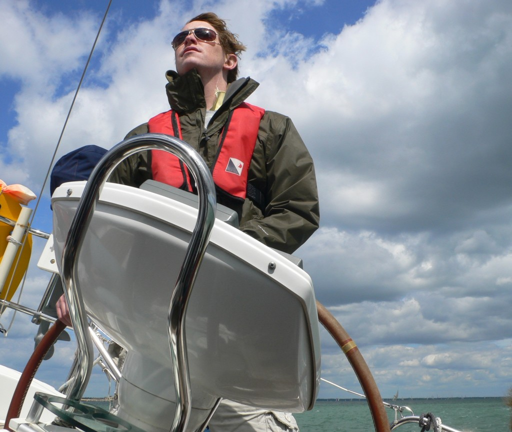 Company Sailing Client Days from South Coast, Solent, UK
