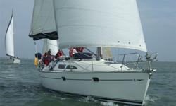 Jeanneau 37 bareboat-yacht-charter