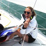 Sailing Hen Weekend