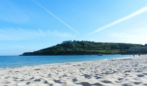 Alderney Beach - Sailing Holiday Cruise