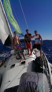 Flotilla Sailing 2