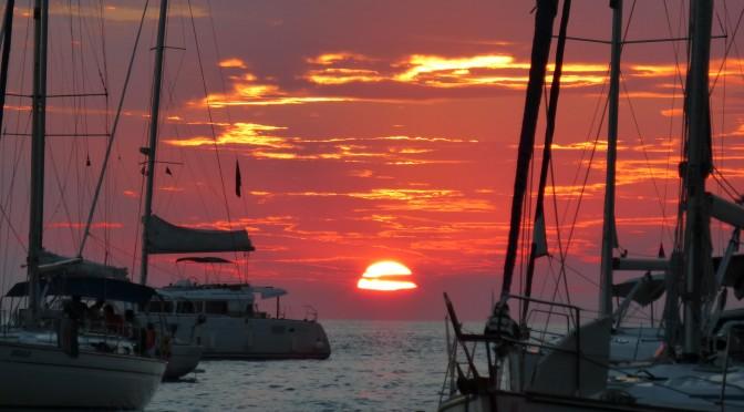 Greece Sailing in May