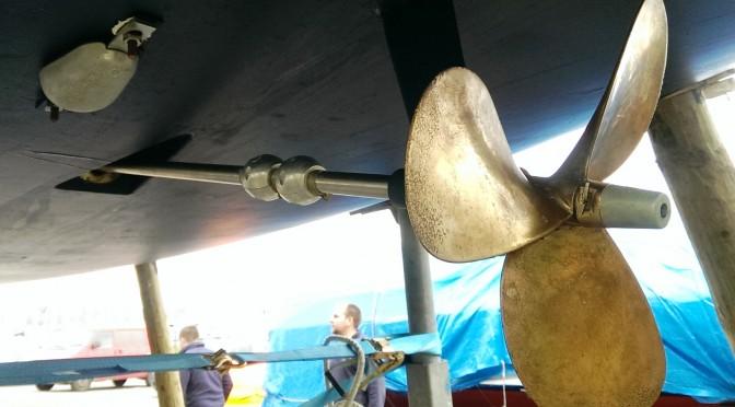 Winter Yacht Maintenance – It must be love!