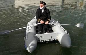 Sailing Stag Weekend