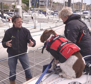 Dog Friendly Skippered Yacht Charter in UK