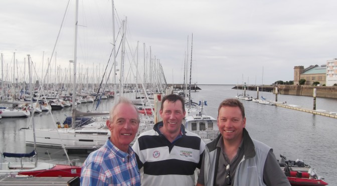 Tonys' Cross Channel Yacht Weekend Cruise