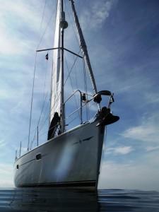 37 ft Sailing Yacht Charter Solent