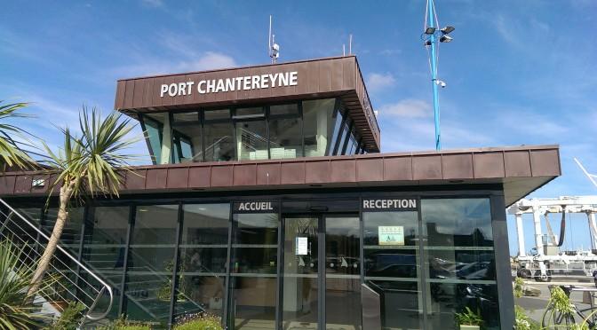 Cross Channel Yacht Sailing Trip