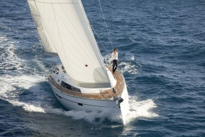 Bav 46 Sailing in Canaries