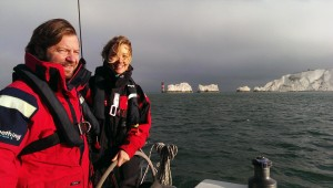Exploring the Solent - Needles
