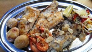 Canary Island Sailing Lunch