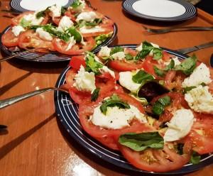 Boat Salad