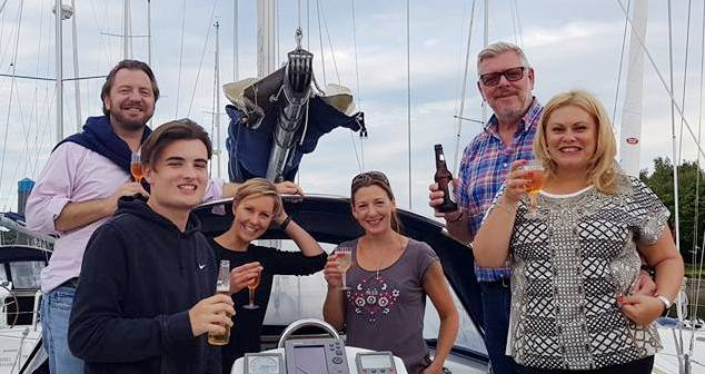 Solent Sailing 'Learn to Sail' Weekend