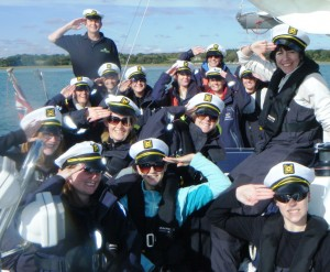 Stag and Hen Party Yacht Sailing Weekend with Skipper or 'Captain'
