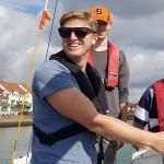 Jamie Graham, Skipper at Yachtforce Yacht Charters