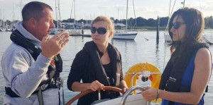 Solent Learn to sail Yacht Weekends