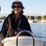 Morag Dawson on Yachtforce Cowes Week