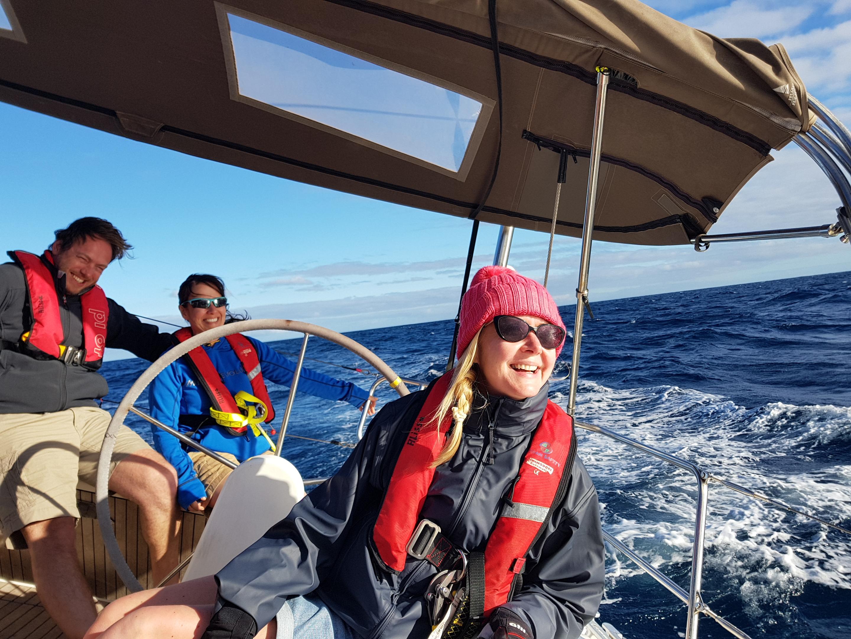 Canaries Yacht Sailing Holiday Cruise January 2020