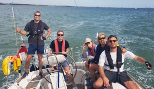 Solent Yacht Charter at Yachtforce - Hamble