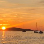Yachtforce Croatia Sunset