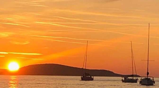 UK Yacht Charter Sailing Holiday with Skipper