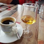 Calvados - a much appreciated alcoholic apple juice