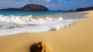 Beaches on Graciosa are just 'to die for'