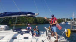 Family Yacht Charter with Skipper